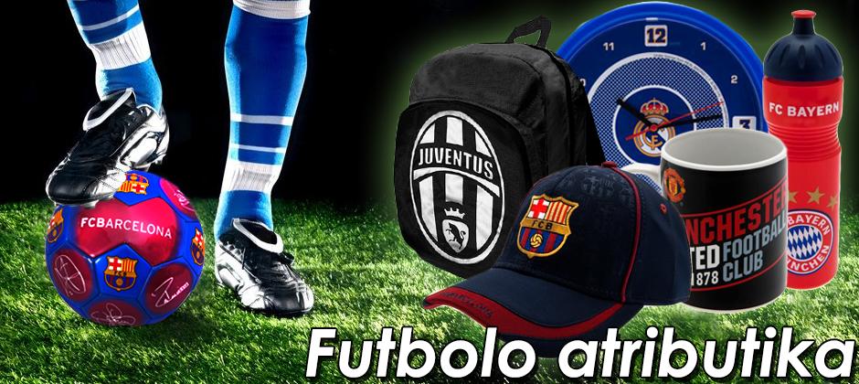 Futbolo atributika