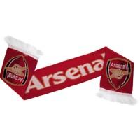 Arsenal F.C. šalikas (Raudonas)