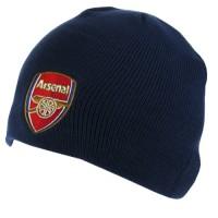 Arsenal F.C. žieminė kepurė (Mėlyna)