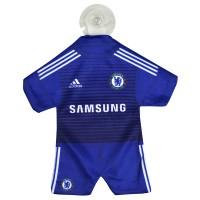 Chelsea F.C. pakabinama mini uniforma