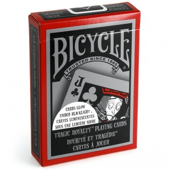 Bicycle Tragic Royalty kortos