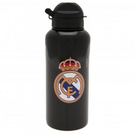 Real Madrid C.F. aliuminio gertuvė (Juoda)