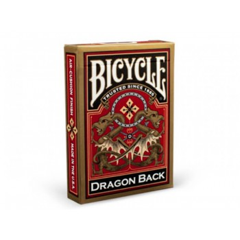Bicycle Gold Dragon kortos