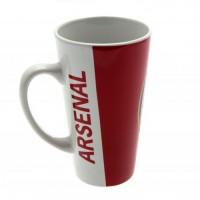 Arsenal F.C. Latte kavos puodelis