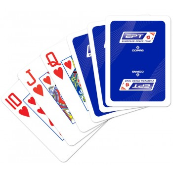 Copag EPT pokerio kortos (Mėlynos)