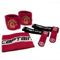 Manchester United F.C. sportinių aksesuarų rinkinys