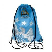 Manchester City F.C. sportinis maišelis (Mėlynas)