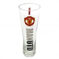 Manchester United F.C. stiklinė alaus taurė