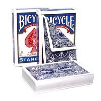 Bicycle Rider Double Back kortos (Mėlynos)