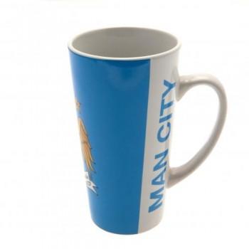 Manchester City F.C. Latte kavos puodelis