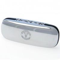 Manchester United F.C. chromuotas akinių dėklas