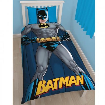 Batman Shadow dvipusės patalynės komplektas