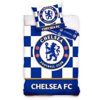 Chelsea F.C. duvet set 160x200 (Checked)