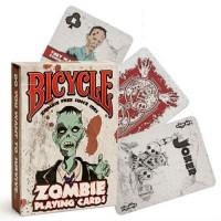 Bicycle Zombie kortos