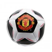 Manchester United F.C. footbag žaidimo kamuoliukas (Trispalvis)