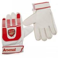 Arsenal F.C. vaikiškos vartininko pirštinės