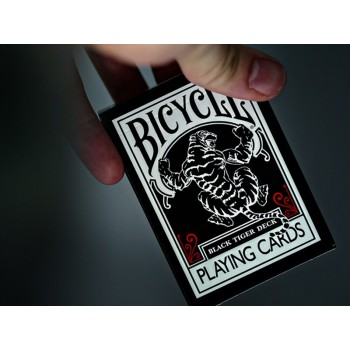 Ellusionist Black Tiger Bicycle kortos