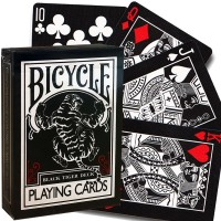 Ellusionist Black Tiger Bicycle kortos