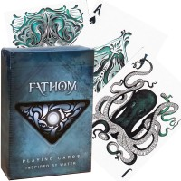 Ellusionist Fathom Bicycle kortos