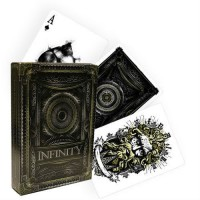 Ellusionist Infinity Bicycle kortos