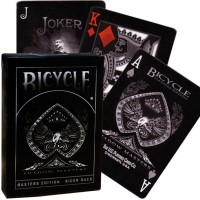 Ellusionist Shadow Masters Bicycle kortos