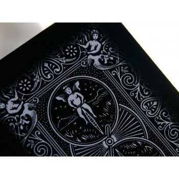 Ellusionist Black Ghost Bicycle kortos
