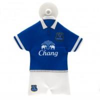 Everton F.C. pakabinama mini uniforma