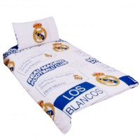 Real Madrid C.F. patalynės komplektas (Logotipai)