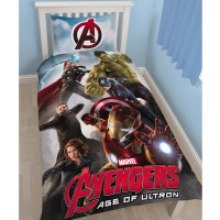 Avengers Age of Ultron Duvet Cover Set