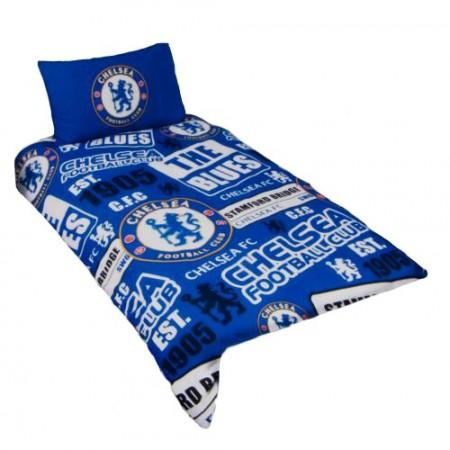 Chelsea F.C. patalynės komplektas (Logotipai)