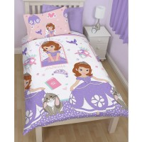 Sofia the First Duvet Set