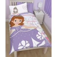 Sofia the First Little princess Duvet Set