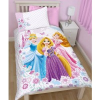 "Disney Princess ""Dreams"" Duvet Set"