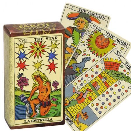 Taro kortos Spanish Tarot Espanol