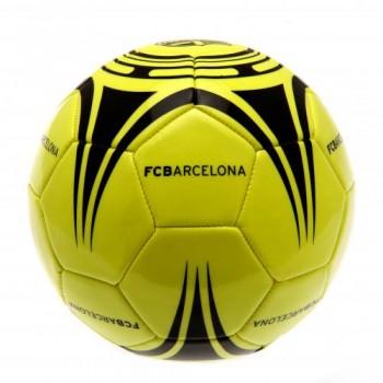 F.C. Barcelona futbolo kamuolys (Geltonas)