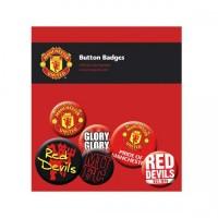 Manchester United F.C. ženklelių rinkinys