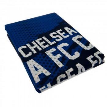 Chelsea F.C. patalynės komplektas (Mėlynas-logotipai)