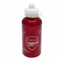 Arsenal F.C. aliuminio gertuvė (su parašais)