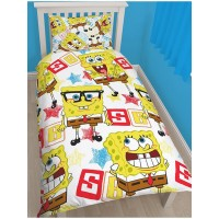 Spongebob single Duvet Cover Set (Legend)