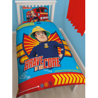 Fireman Sam Reversible Duvet set (Firetruck)