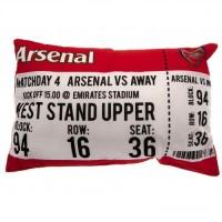 "Arsenal F.C. pagalvė ,,Mačo diena"""