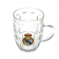 Real Madrid C.F. stiklinis alaus bokalas