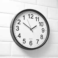 Atbulas sieninis laikrodis