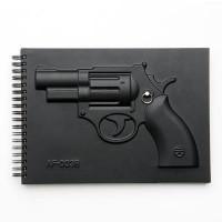 Užrašų knygelė ''3D Pistoletas''