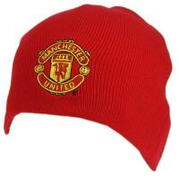 Manchester United F.C. žieminė kepurė (Raudona)
