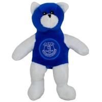 Everton F.C. pliušinis meškiukas (mėlyna/balta)