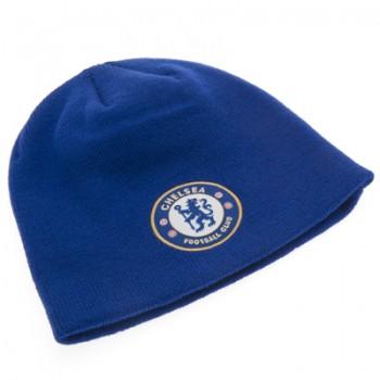 Chelsea F.C. žieminė kepurė (Mėlyna)