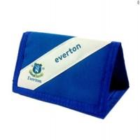 Everton F.C. piniginė su dryžiu