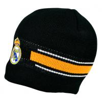 Real madrid C.F. žieminė kepurė (Juoda)