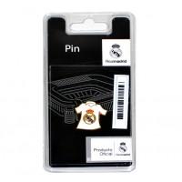 Real Madrid C.F. prisegamas klubo marškinėlių formos ženklelis
